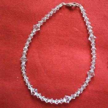 Gioia - Swarovski Crystal Bracelet