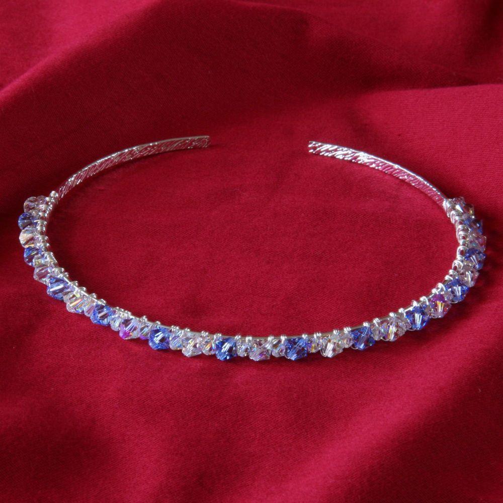 Annalisa - Swarovski Crystal Tiara