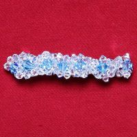 Immacolata - Swarovski Crystal Hair Barrette