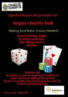 Charity ball child ticket