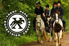 Trent Park Horse Riding