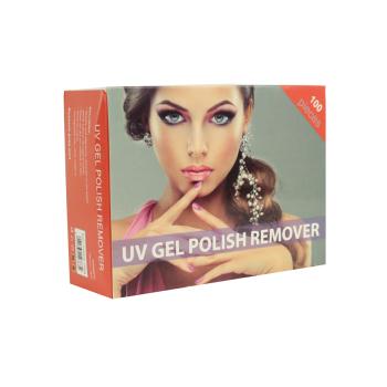 UV Gel Polish Remover x 100