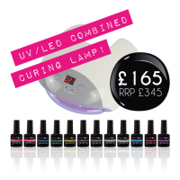 UV / LED Lamp & 12 SmartPolish Offer