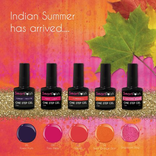 SmartPolish Indian Summer Collection