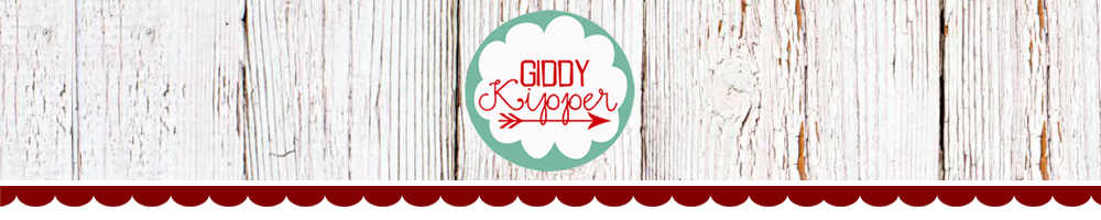 Giddy Kipper, site logo.