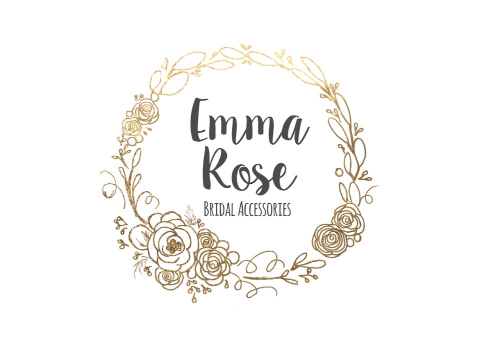 Emma rose creations beautiful bridal accessories handmade in my home studio in darvel ayrshire junglespirit Choice Image