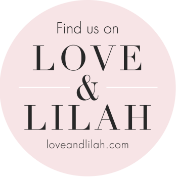 Love and Lilah Badge 3