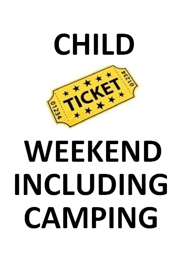 CHILD WEEKEND INCLUDING CAMPING