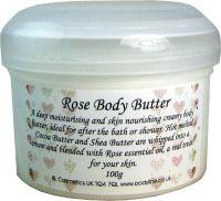 Sensual Rose Body Butter 175g