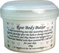Sensual Rose Body Butter 100g