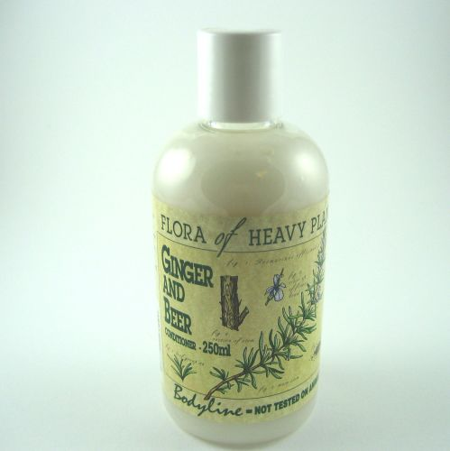Ginger & Beer Conditioner 200ml: Great for lifeless hair