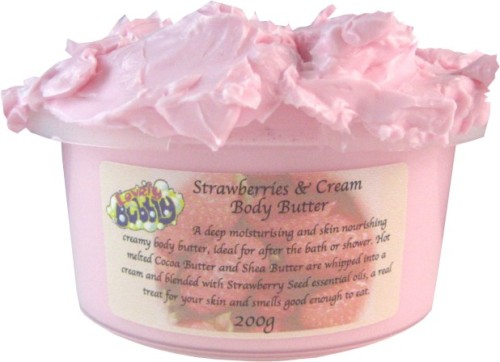 Strawberry Body Butter 100g