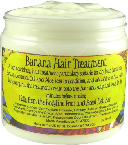 Banana Hair Treatment