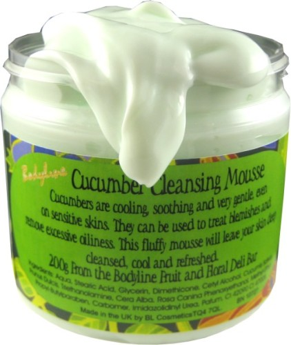Cucumber Cleansing Mousse 200g