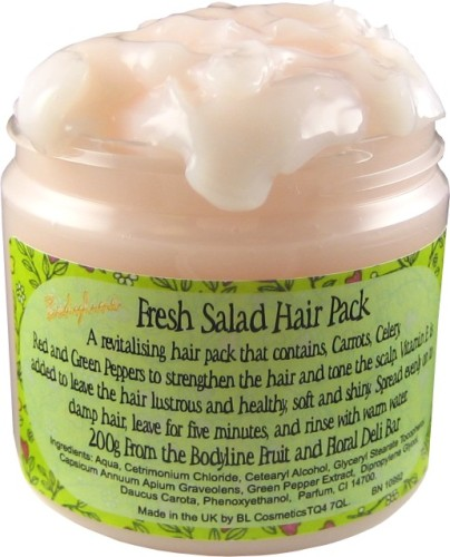 Fresh Salad Hair Pack 200g