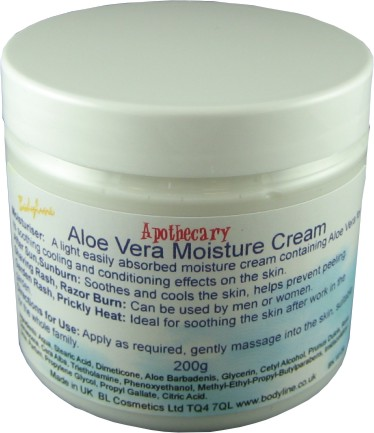 Aloe Vera Moisture Cream 190g