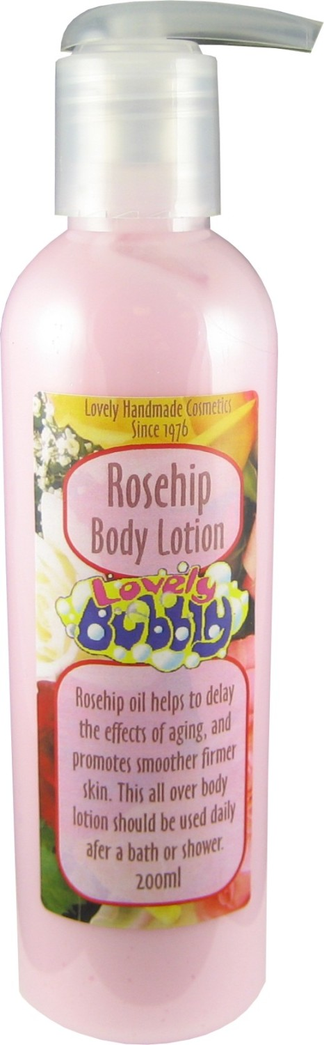 Rosehip Body Lotion 200ml