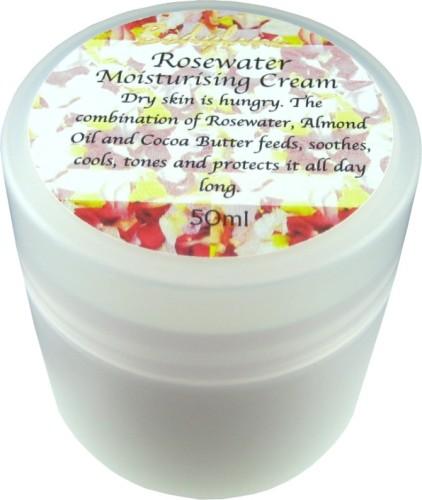 Rosewater Cream 50g