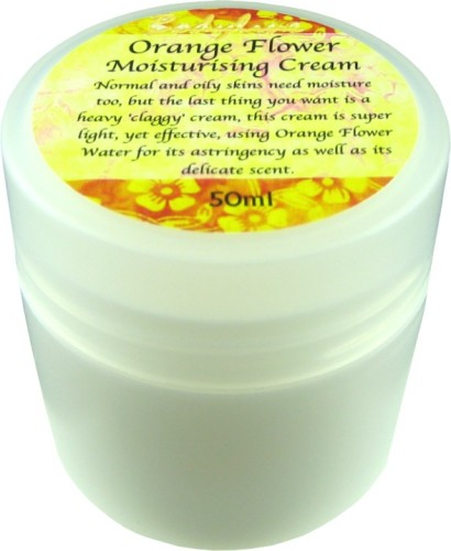 Orange Flower Water Cream 50g