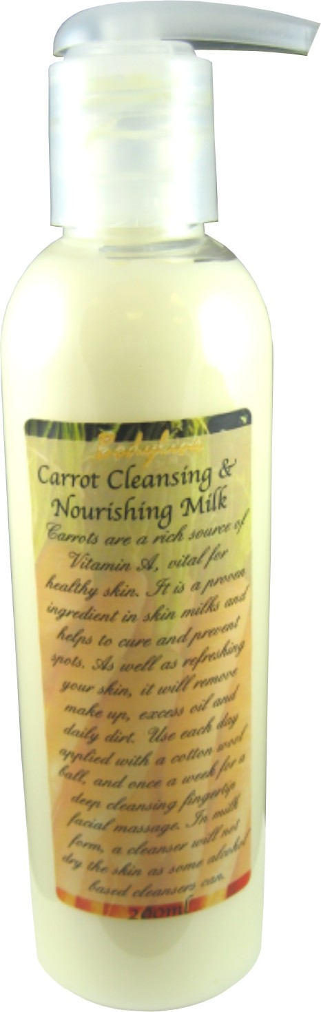 Carrot Cleansing & Nourishing Milk 200ml: