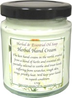 Herbal Hand Cream 100g: Suitable for all skin types