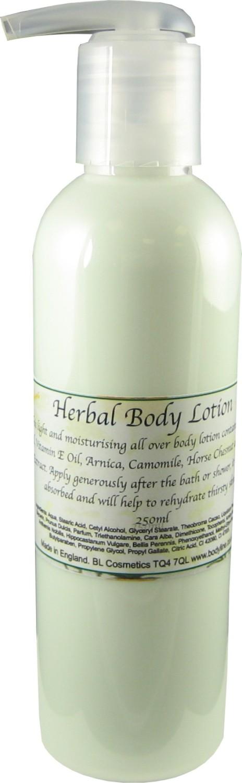 Herbal Body Lotion 200ml