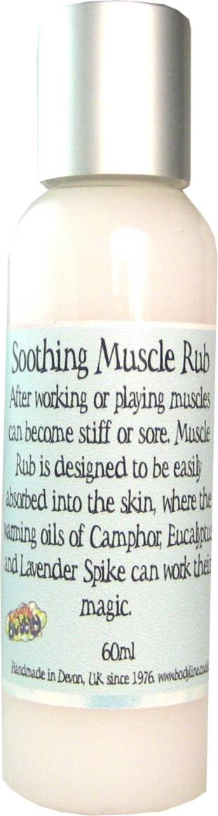 Soothing Muscle Rub 60ml