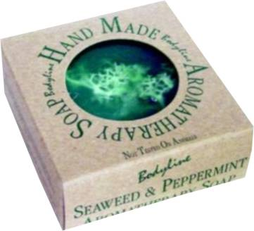 Seaweed & Peppermint Soap 100g