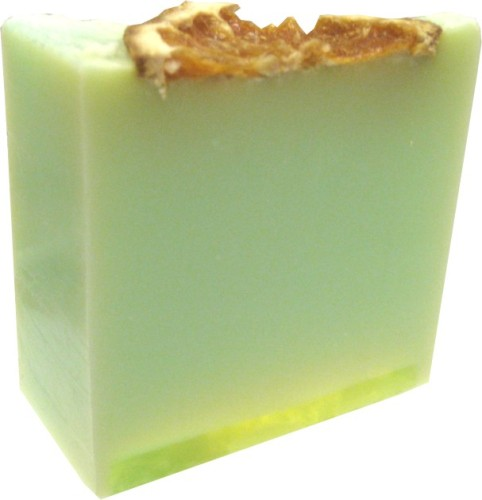 Lemon & Lime Wake Up Soap 1.4 kg round