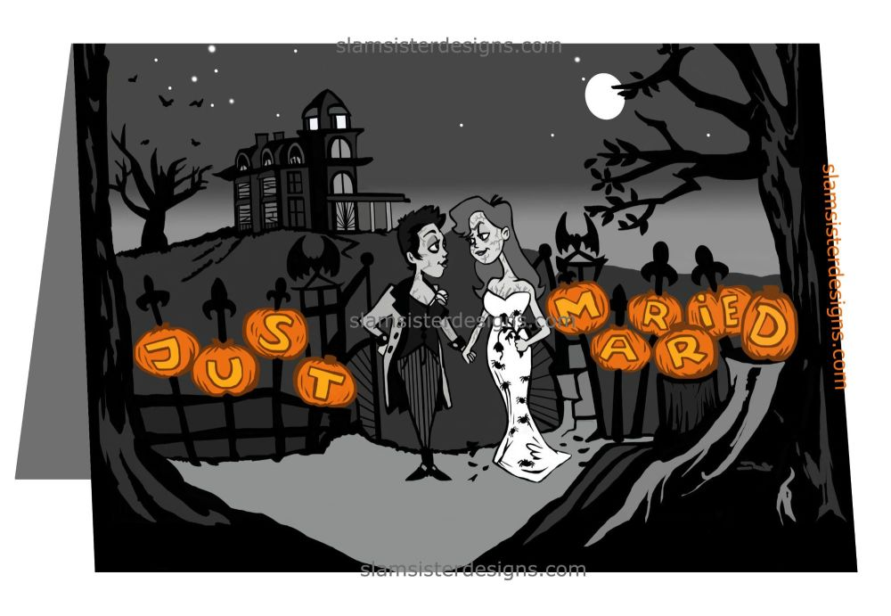 Just Married Halloween Special