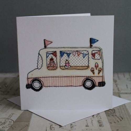 Daisy the Vintage Cupcake Van