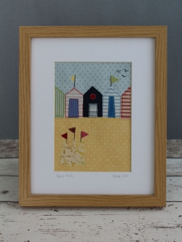 Beach Hut Pattern
