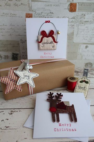 Christmas cards, decs & tags