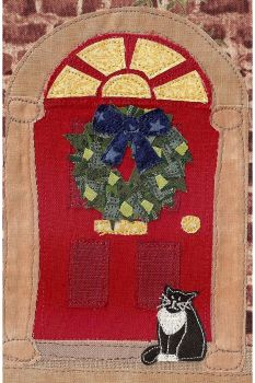 NEW! Good Tidings Appliqué Pattern