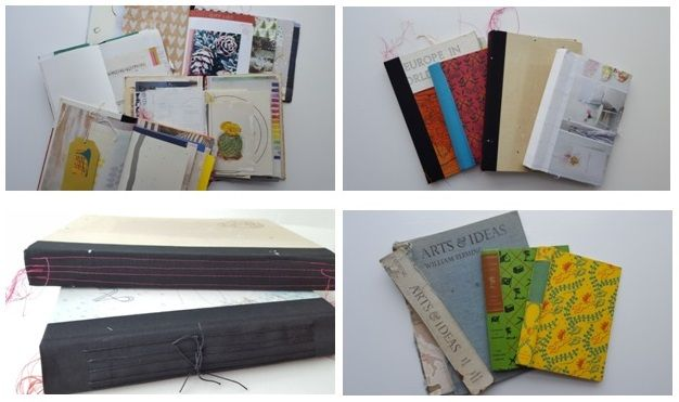 Up cycled Books