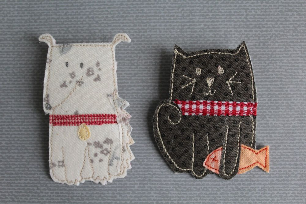 Cats & Dogs Pattern