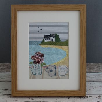 A Quiet Cornish Cove Digital Pattern