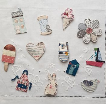 Cheerful Brooches