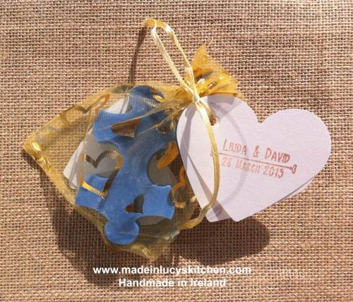 autism awareness soap wedding favour madeinlucyskitchen