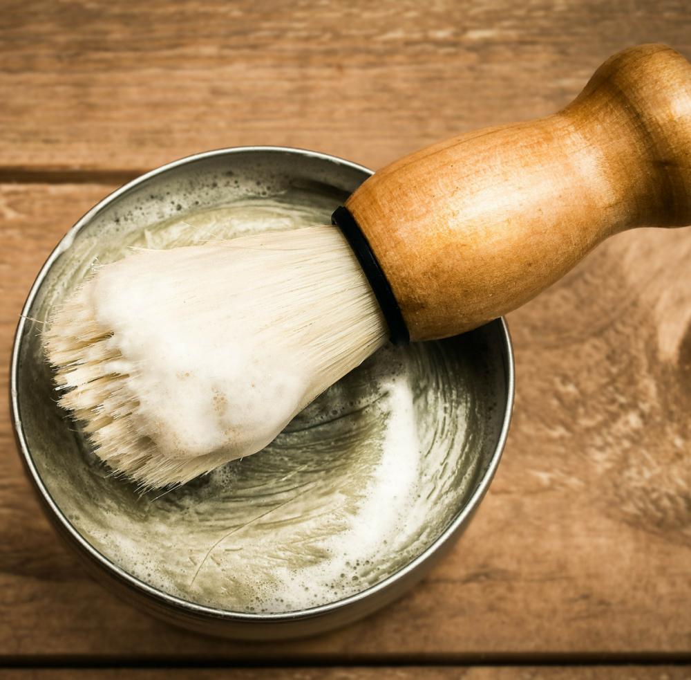 Handmade Shaving Soap Giftset