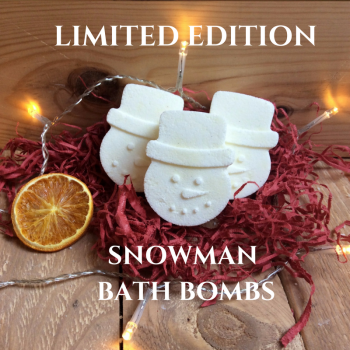 NATURAL BATH BOMBS, HANDMADE IN LEITRIM, IRELAND