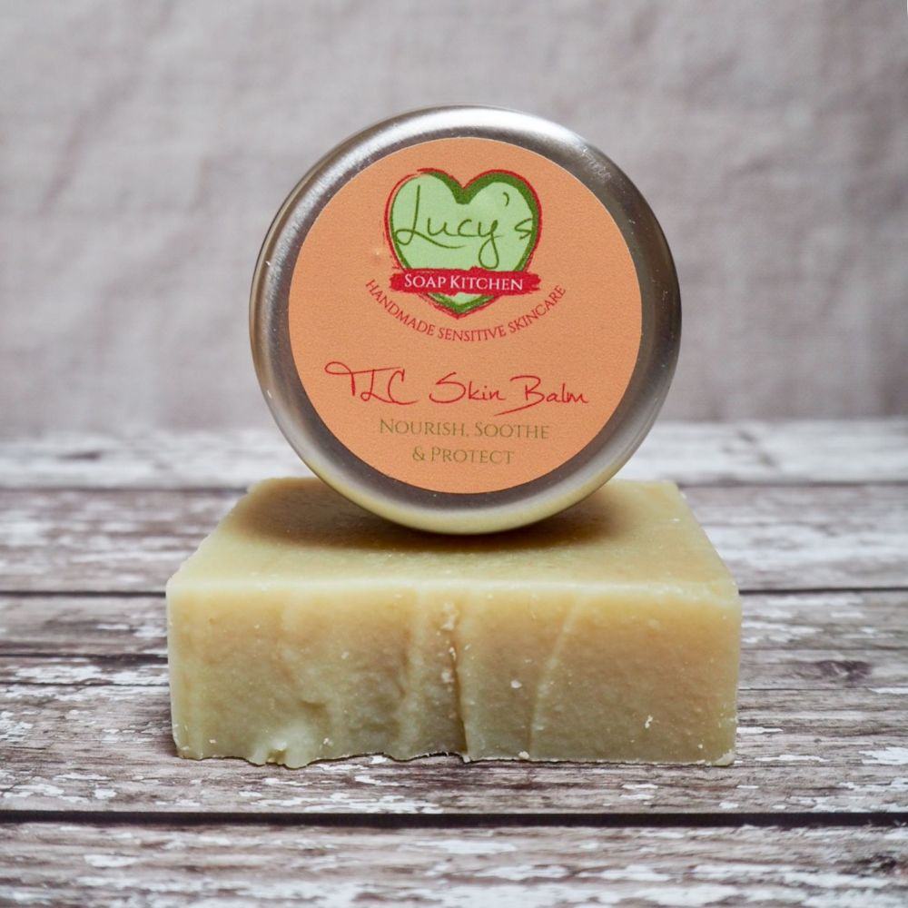 Soap and Balm Travel Gift Set