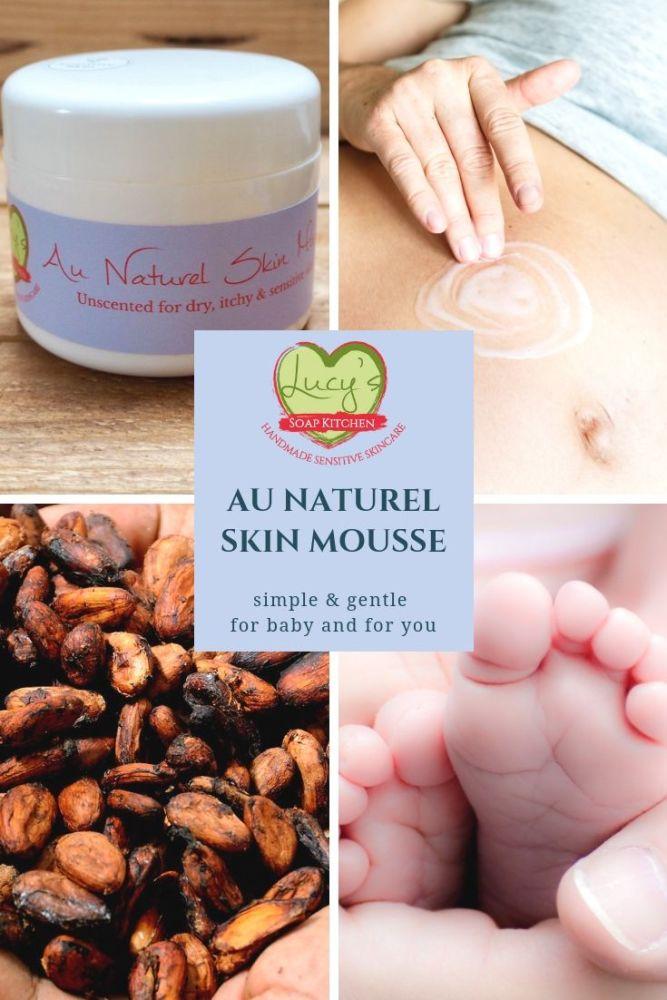 Baby safe moisturiser_Lucys Soap Kitchen_Ireland
