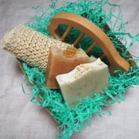 Soap Duo & Soapdish Gift Box
