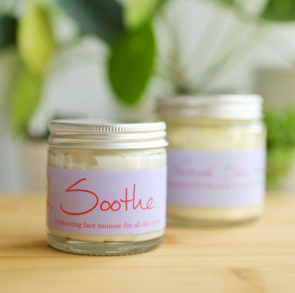 Soothe - Skin Balancing & Protecting Face Mousse