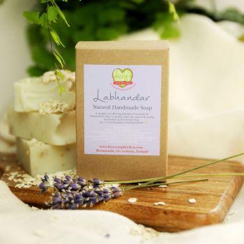 """Labhandar"" Natural Soap"