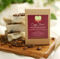 """Coffee Bean"" Natural Soap"