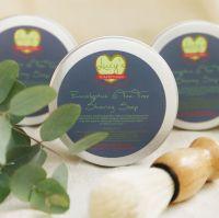 Eucalyptus & Tea Tree Shaving Soap