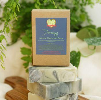 """Detoxify"" Natural Soap"