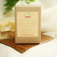 """""""Blooming Zesty"""" Natural Soap"""